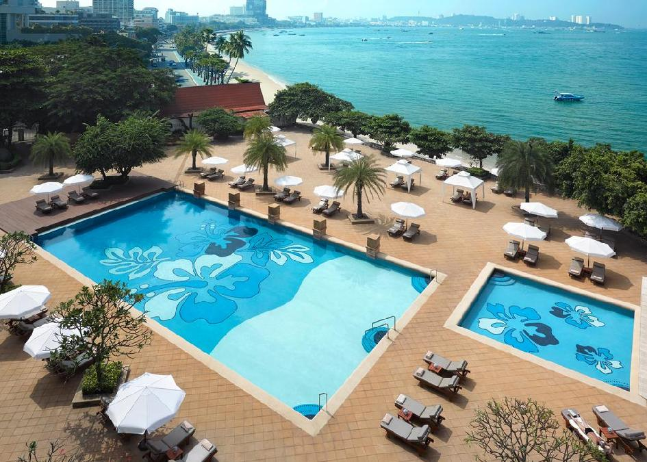 Pattaya: Dusit Thani Pattaya 5*