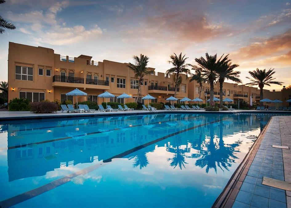 Hotel Al Hamra Village Golf & Beach Resort 4*