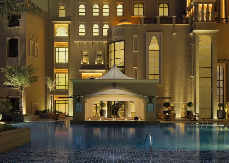 Hotel Sheraton Sharjah Beach Resort & Spa 5*