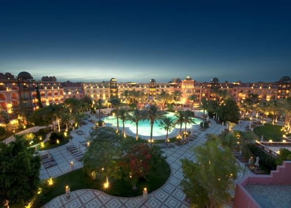 Egyiptom, Hurghada: The Grand Resort 5*, all inclusive, debreceni indulással