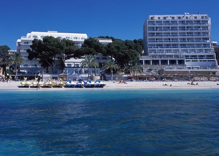 Mallorca, Magalluf: Flamboyan/caribe 4*, all inclusive