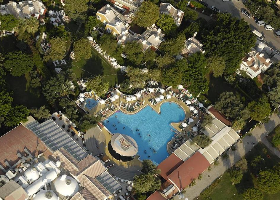 Hotel Belcekiz Beach Club 5*
