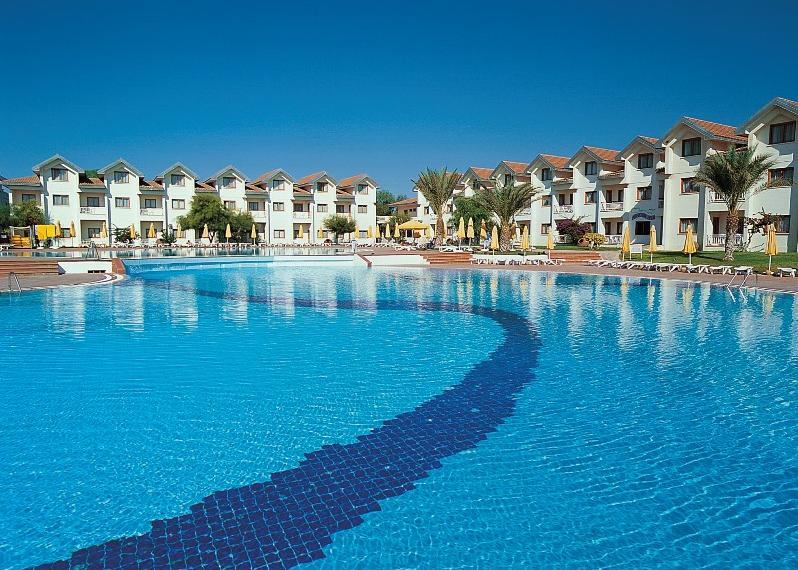 Észak-Ciprus, Famagusta: Salamis Bay Conti Resort & Casino 5*, all inclusive