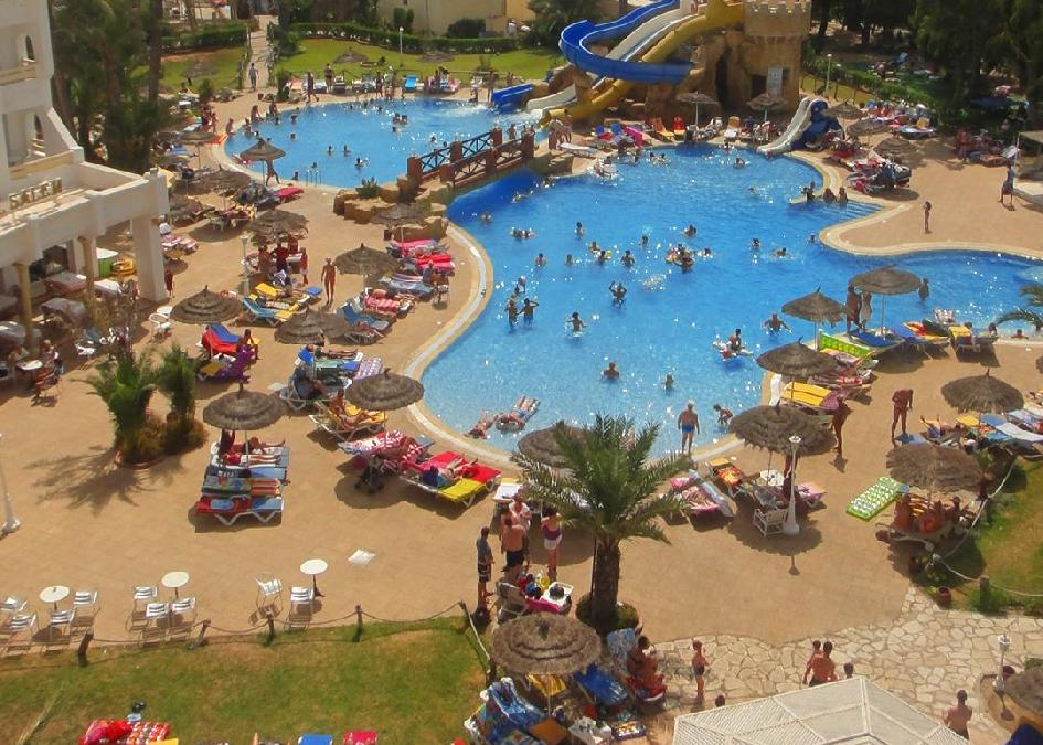 Tunézia, Sousse: Marhaba Salem 3*, all inclusive