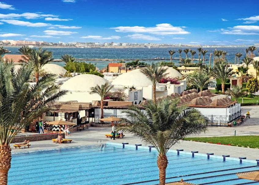 Egyiptom, Hurghada: Desert Rose 5*, all inclusive