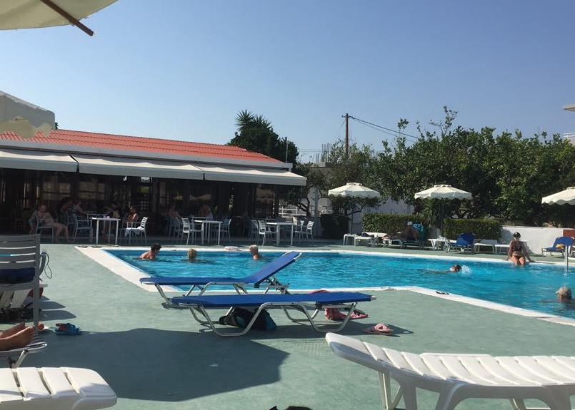 Rodosz, Faliraki: Tsampika 3*, all inclusive