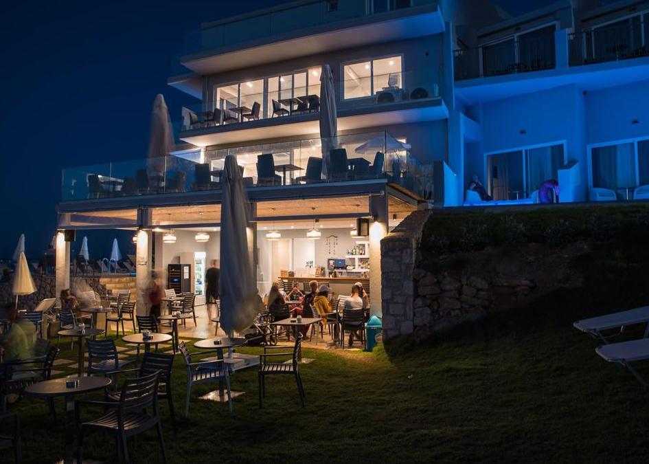 Zakynthos, Kipseli: Golden Coast Resort 4*, all inclusive