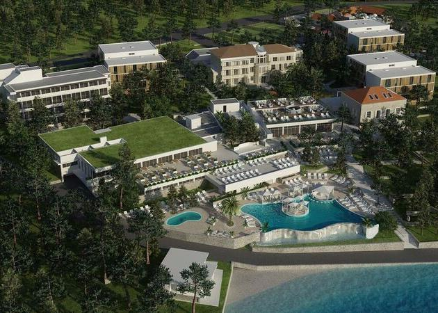 Port 9 Hotel Island Family Resort 4*