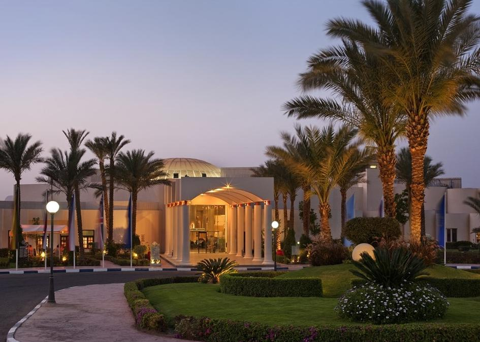Egyiptom, Hurghada: Long Beach Resort (ex. Hilton) 4*, all inclusive