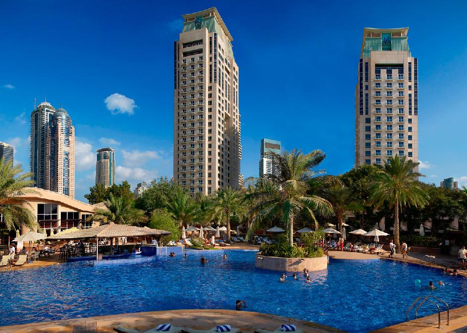 Habtoor Grand Resort Hotel 5*