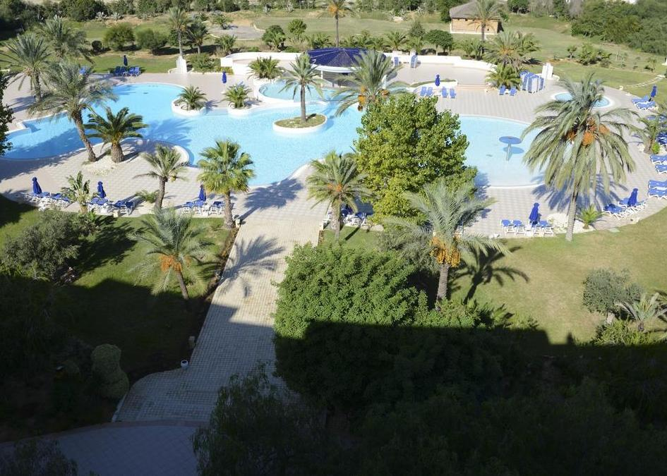 Tunézia, Hammamet: Jaz Saphir Palace & Spa 5*, all inclusive