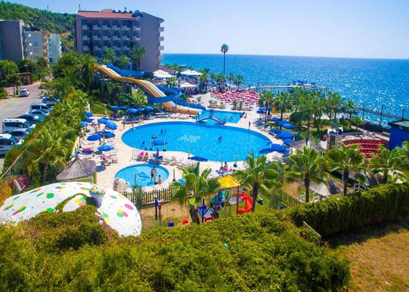 Mirador Resort & Spa Hotel 4*