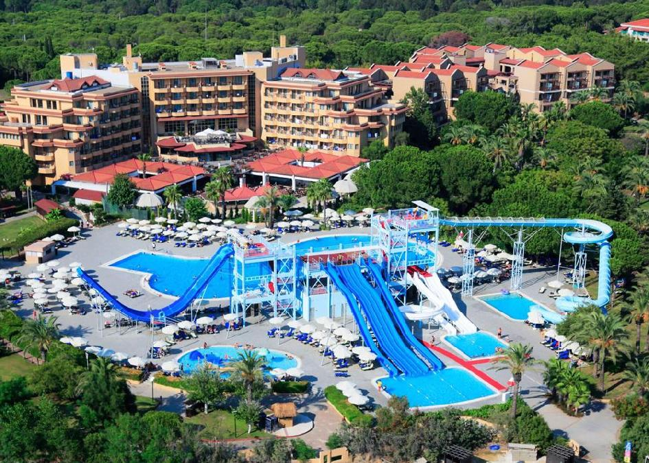 Törökország, Belek: Aquaworld Belek By Mp Hotels 5*, all inclusive