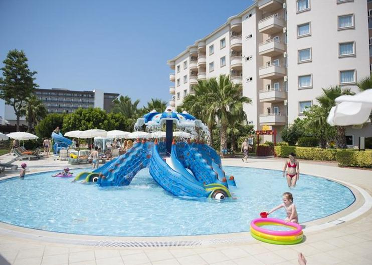 Royal Garden Beach Hotel 5*