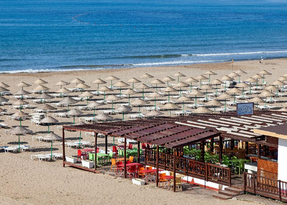Roma Beach Resort And Spa 5*