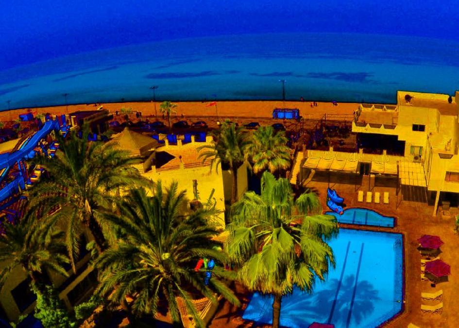 Tunézia, Sousse: Sousse City Beach 3*, all inclusive
