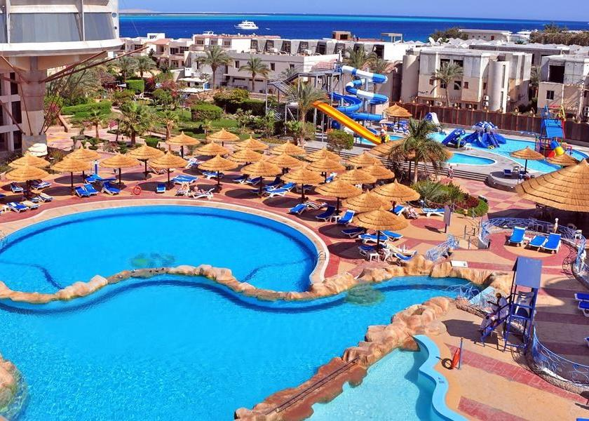 Egyiptom, Hurghada: Sea Gull Beach Resort & Club 4*, all inclusive