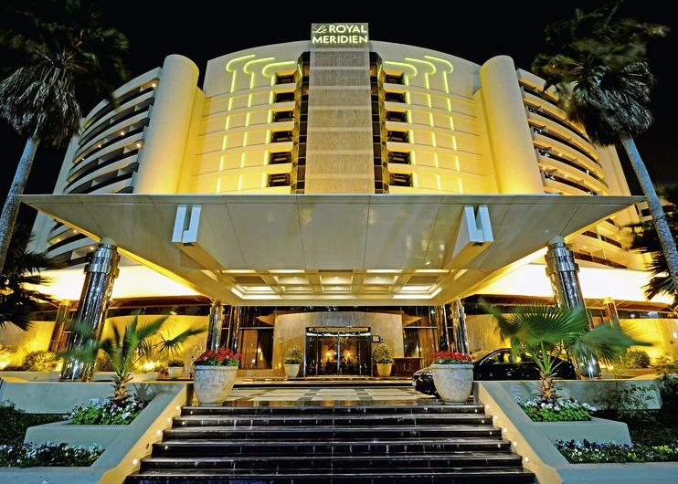 Le Royal Meridien Beach Resort 5*