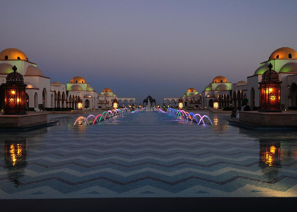 Egyiptom, Sahl Hasheesh: Sunrise Romance 5*, all inclusive