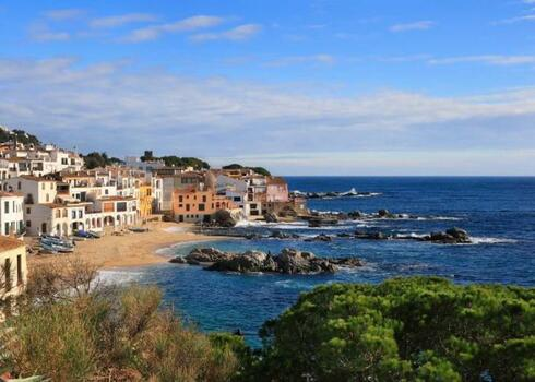 Costa Brava, Santa Susanna: Riviera 3*, all inclusive