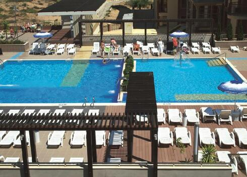 Bulg�ria, Napospart: Hotel Burgas Beach 4*, all inclusive