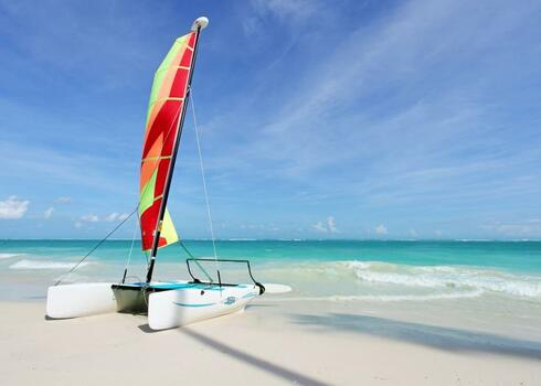 LUXUS N�SZ�T DOMINIK�N, Punta Cana: Grand Palladium Bavaro Resort & Spa 5*, all inclusive