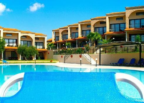 Chalkidiki, Metamorfosi: Village Mare Hotel 4*, all inclusive