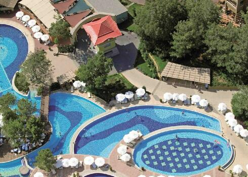 T�r�korsz�g, Side: Sueno Beach 5*, all inclusive