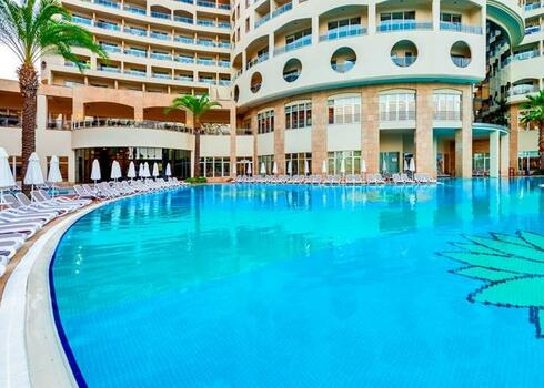 T�r�korsz�g, Alanya: Kirman Hotels Leodikya Resort 5*, all inclusive
