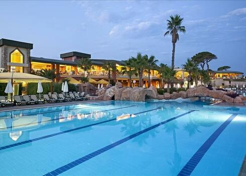 T�r�korsz�g, Antalya: Maritim Pine Beach Resort 5*, all inclusive