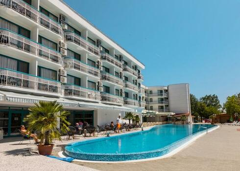 Bulgária, Napospart: Hotel Zefir Beach 3*+, all inclusive