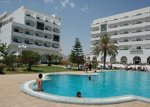 Tunézia, Sousse: Hotel Royal Jinene 4*, all inclusive