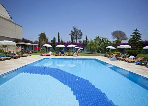 T�r�korsz�g, Alanya: Titan Select Hotel 4*, all inclusive