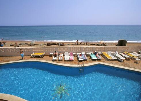 Costa Brava, Malgrat de Mar: Hotel Amaraigua 3*, all inclusive