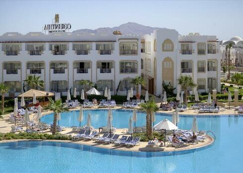 Egyiptom, Sharm el Sheikh:  Hotel Tropicana Sea Beach 4*, all inclusive