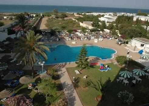 Tunézia, Sousse: Jinene Resort Hotel 3*, all inclusive