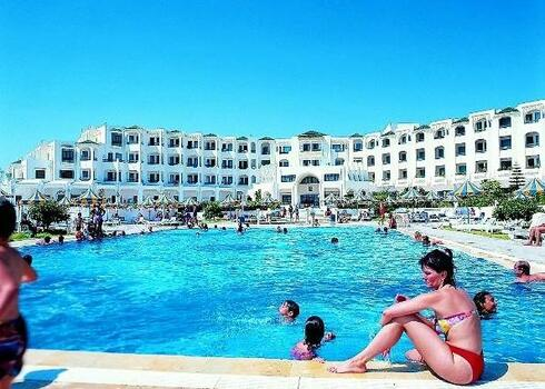 Tunézia, Mahdia: Club Thapsus 3*, all inclusive