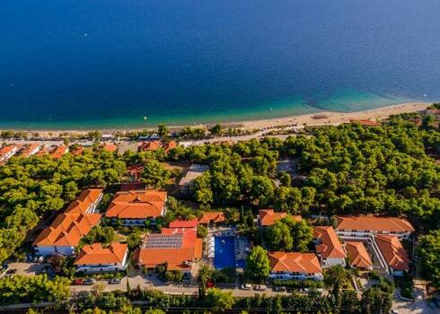 Chalkidiki, Psakoudia: Hotel Philoxenia 3*, all inclusive