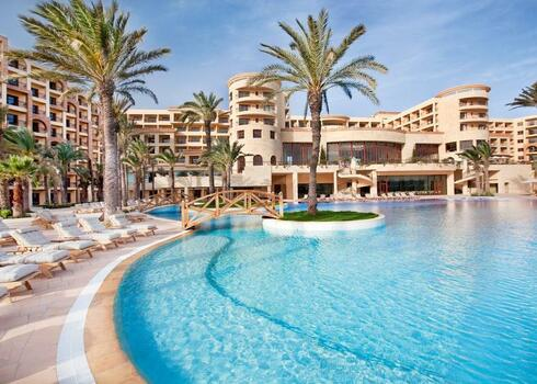 Tunézia, Sousse: Mövenpick Resort & Marine Spa 5*, all inclusive