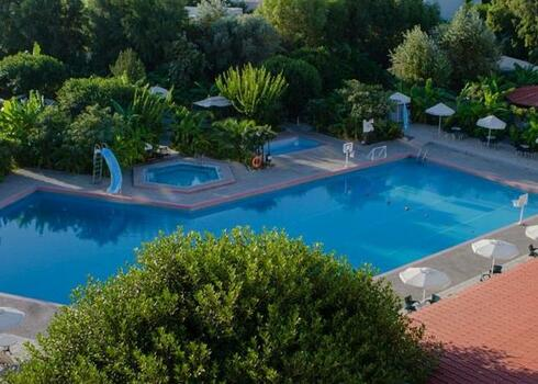 Rodosz, Kolymbia: Irene Palace 4*, all inclusive