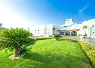Egyiptom, Sharm el Sheikh: Sharm Plaza 5*, all inclusive, b�csi indul�ssal