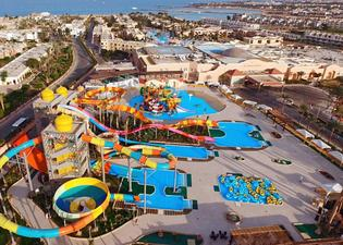 Egyiptom, Hurghada: Ali Baba Palace Resort 4*, all inclusive