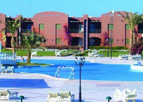 Egyiptom, Hurghada: Magawish 4*, all inclusive