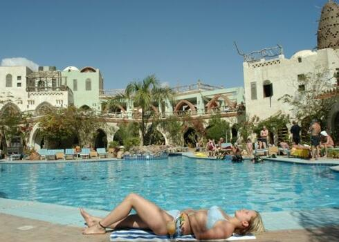 Egyiptom, Sharm el Sheikh: Hotel Amar Sinai Resort 3*, all inclusive