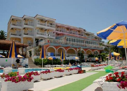 Zakynthos, Argassi: Hotel Captain 4*, all inclusive