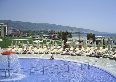Bulgária, Napospart: Hotel Victoria Palace 5*, all inclusive