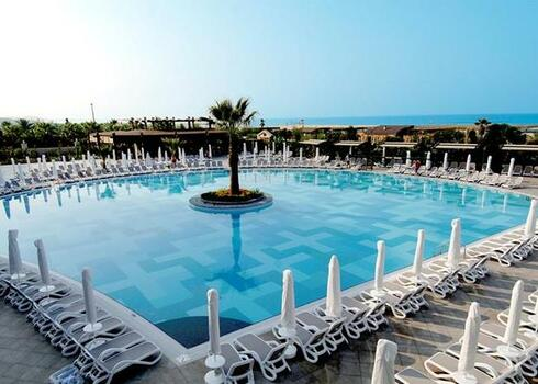 T�r�korsz�g, Side: Seamelia Beach Resort & Spa Hotel 5*, all inclusive