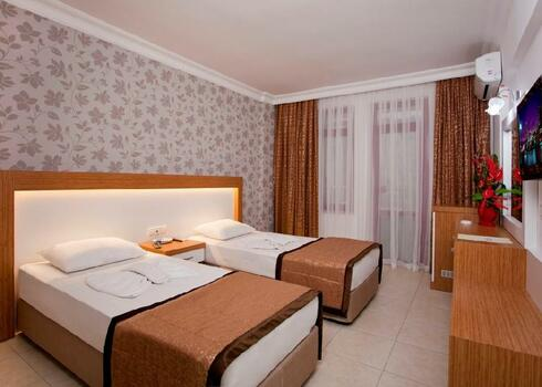 T�r�korsz�g, Alanya: Diamore 3*, all inclusive
