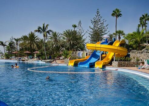 Gran Canaria, San Agustin: Hotel Ifa Interclub Atlantic 3*+, all inclusive