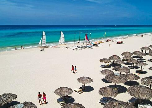 Kuba, Varadero: Sol Sirenas Coral Resort 4*, all inclusive